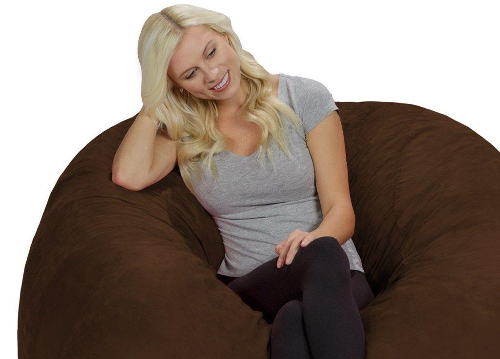 Chill sack bean bag chair