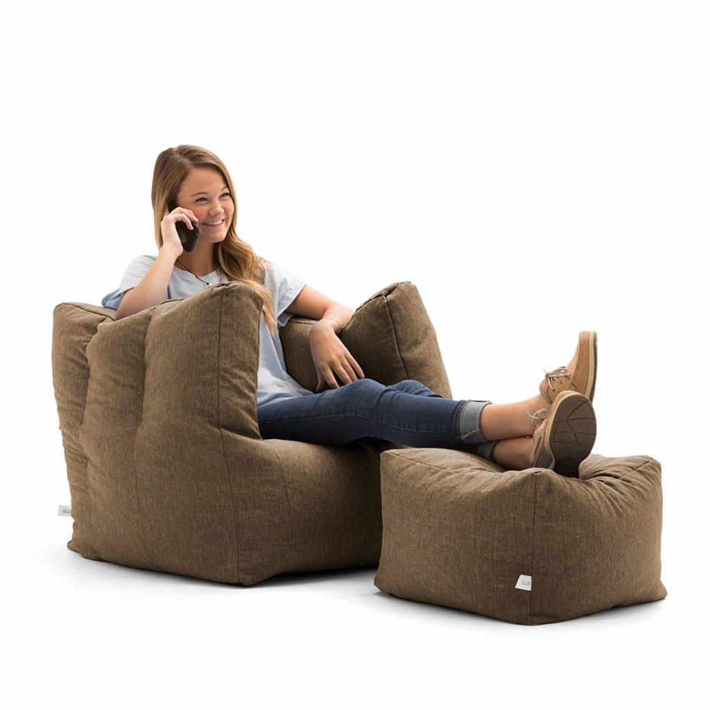 Lux cube bean bag chair