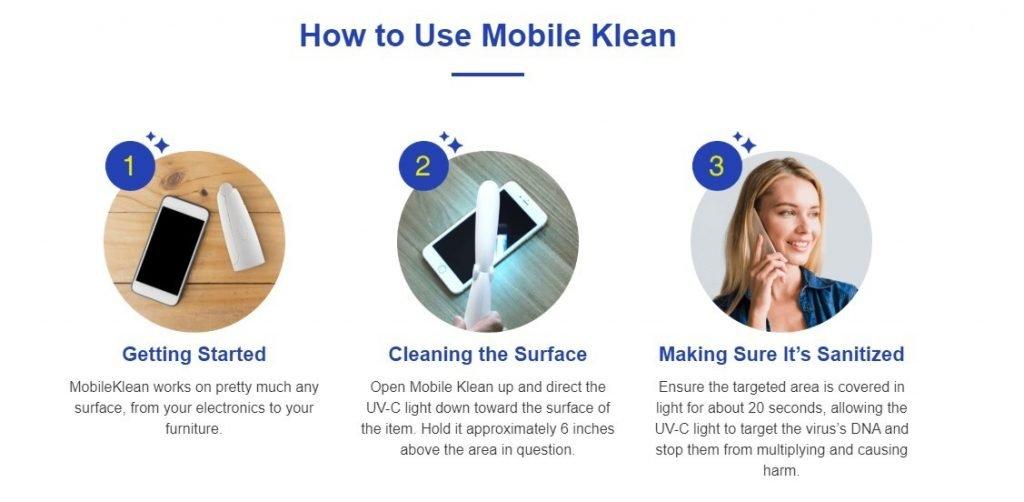 mobile klean