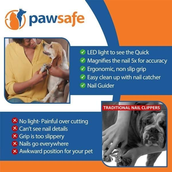 pawsafe nail clipper review
