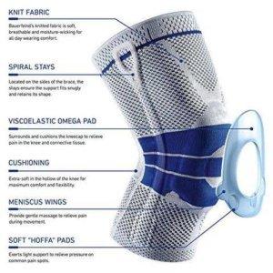 caresole knee sleeves