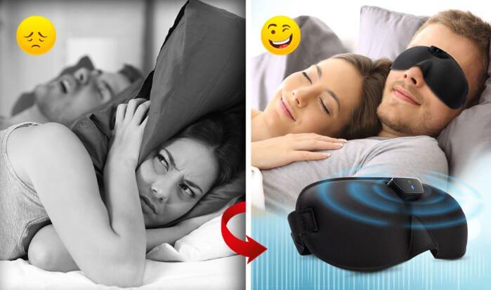 hvn sleep mask reviews