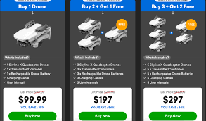 skyline drone price